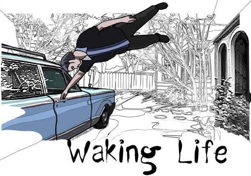 Waking Life Cover Images
